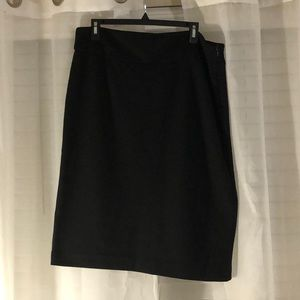 Premise black pencil skirt